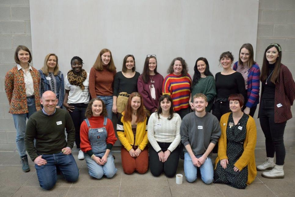 A group photograph of the Invigilator Plus group